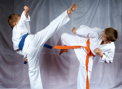 Shotokan Karate Class In the Superior, CO, Area